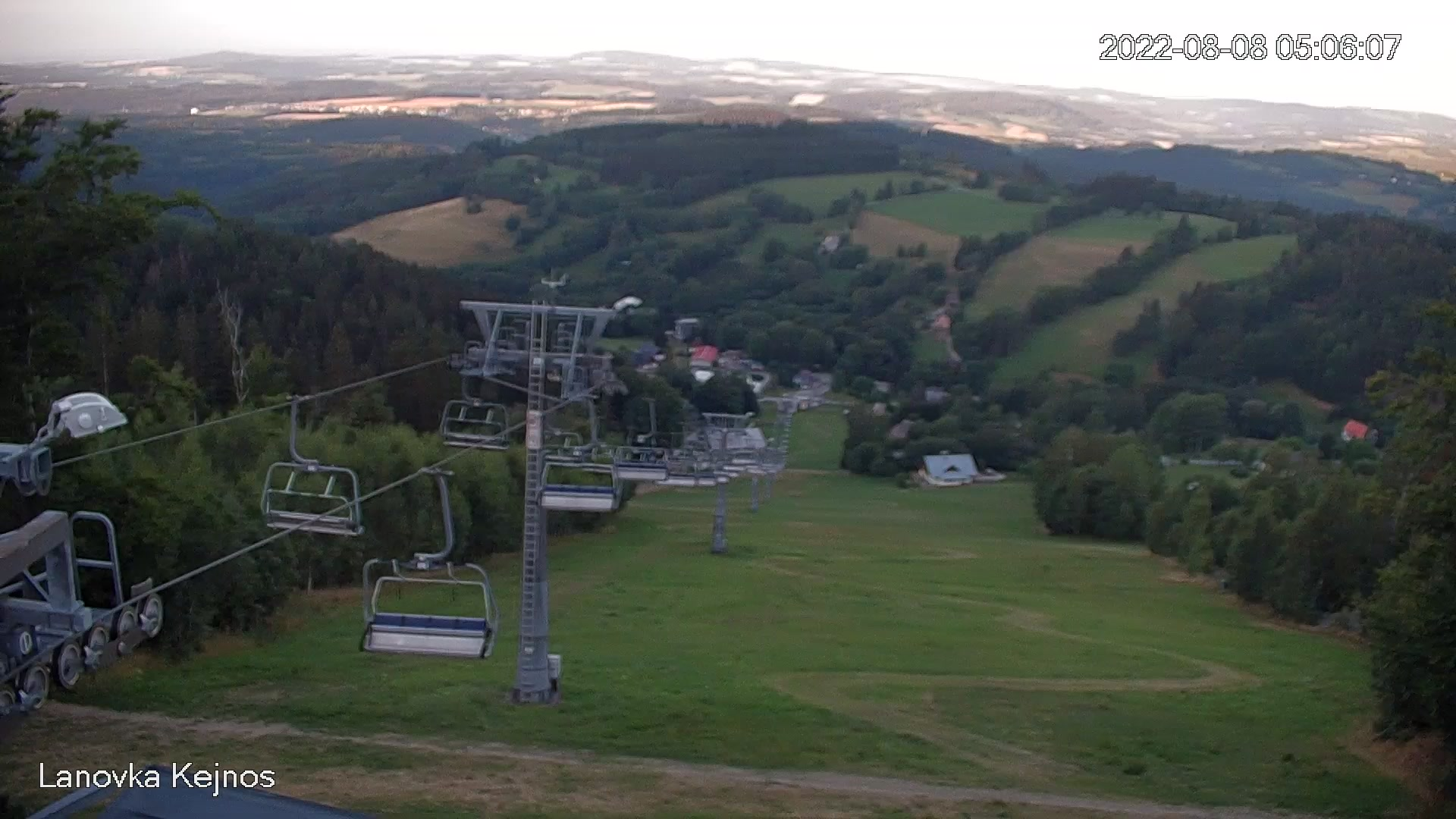 Kejnos chairlift – live